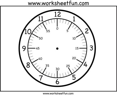 printable clocks to the hour search results for printable 24 hour clock template