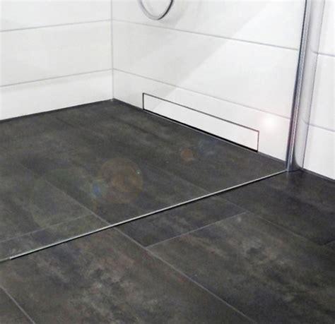 bodengleiche dusche wandablauf fishzero wandablauf dusche reinigen verschiedene