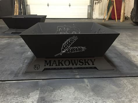 custom metal pits custom made pits custom metal fabrications and