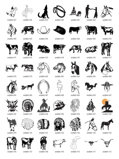 free vector clipart images western vector clipart