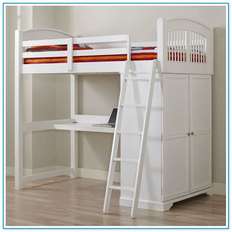 loft bed with desk for low ceiling low loft beds for adults