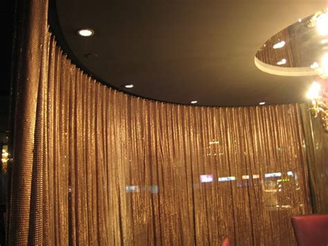 metal drapery scale mesh curtain an elegance and gorgeous curtain