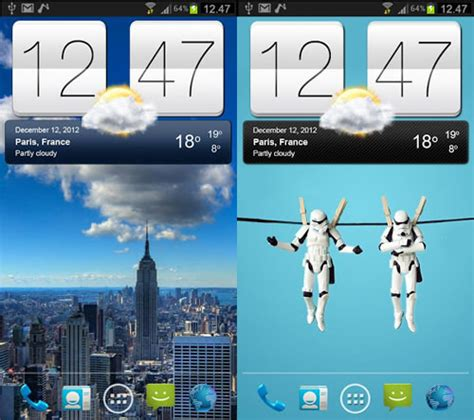 clock and weather widgets for android quelques liens utiles