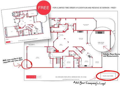 virtual floor plan looking glass now offers floorplans from 3d virtual tours