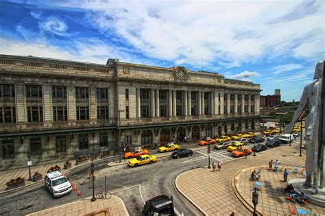 Apartments Near Baltimore Penn Station Is Baltimore S Station In The Middle Of Nowhere Is