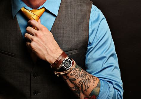 tattoos in the workplace is it possible to be heavily tattooed and still a