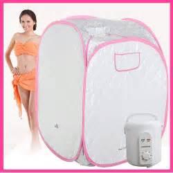 aliexpress buy fir portable sauna far infrared spa steam room sauna box mini sauna