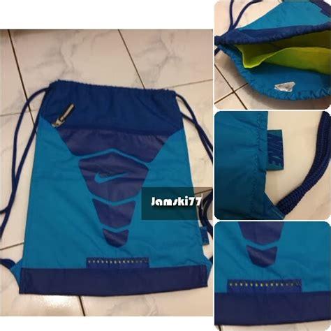 Harga Nike Gymsack tas nike vapor gymsack biru tosca biru original murah