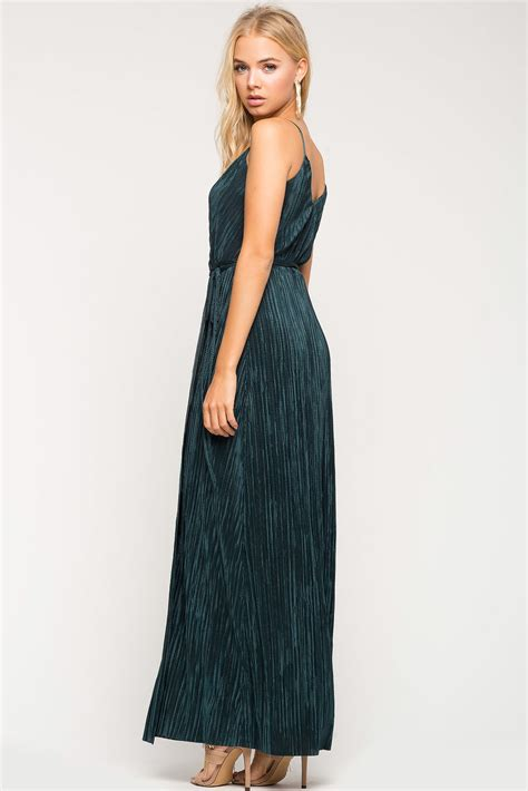 Helena Dres Maxi s maxi dresses helena pleated maxi dress a gaci
