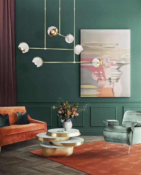 copper room decor essential home mid century furniture 10 mid century modern living room tips that will change