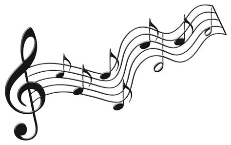 music tattoo png png music notes clipart best