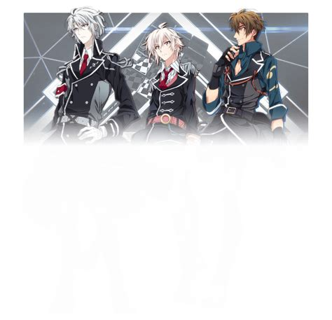 Gamis Hana Sogo idolish 7 project s 45 second preview teases
