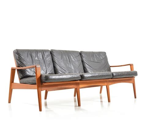 mid century danish sofa danish teak sofa danish teak sofa and chair grete jalk at