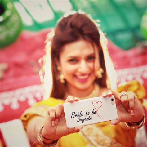 Wedding Haldi Quotes by Divyanka Dazzles In Haldi And Mehendi Ceremonies We