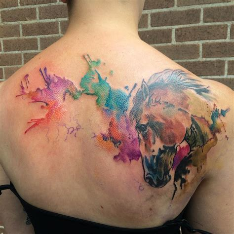 year of the horse tattoo designs 80 best designs meanings