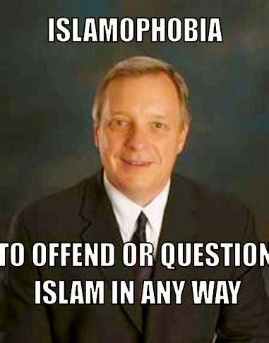Anti Islam Meme - the show me skeptic islam and racebaiting
