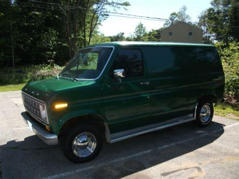 sell   ford  shorty cargo van  east hampstead  hampshire united states