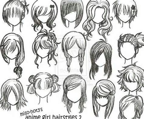 anime hairstyles diy 60 best fashion sketch n tutorial images on pinterest