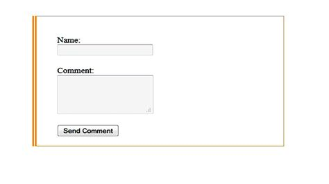 comment section in html how to make a comment form in html php youtube