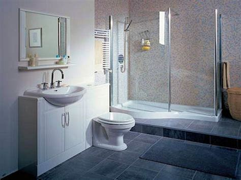 Renovating Bathroom Ideas by Modern Small Bathroom Renovation Decoration Ideas