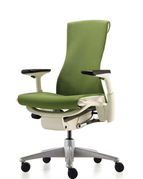 herman miller desk chair herman miller embody office desk chair white frame