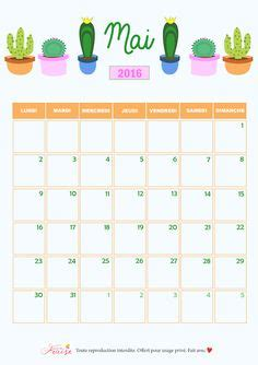 Calendrier 5 Mai 2016 1000 Ideas About Calendrier 2016 On