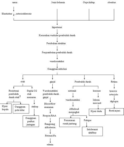 format askep penyakit dalam laporan pendahuluan hipertensi