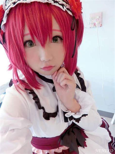 Wig Takoya Live Kurosawa Ruby kawaii dress kurosawa ruby 180 gt