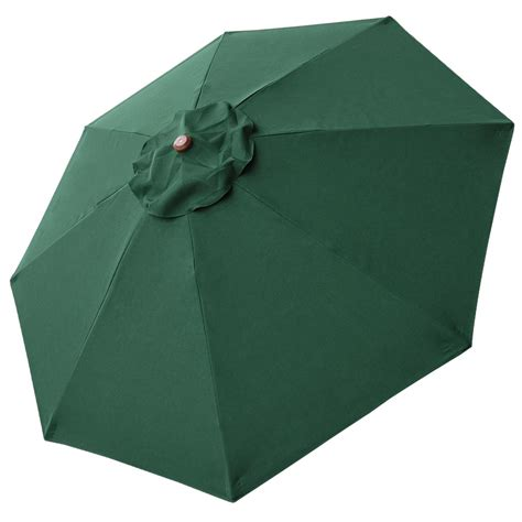 8 9 10 13 umbrella replacement canopy 8 rib outdoor