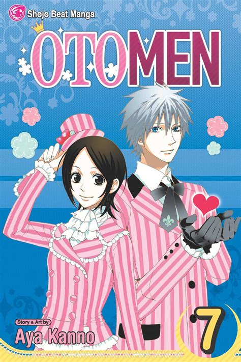 ottoman manga otomen vol 7 book by aya kanno official publisher