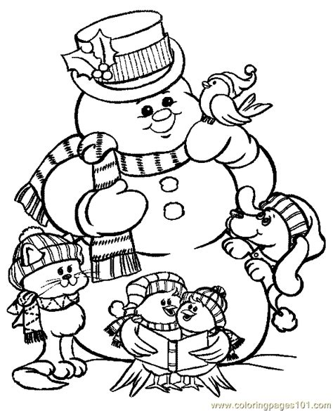 printable coloring pages holiday coloring pages christmas coloring page 93 entertainment