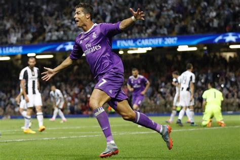 ronaldo juventus real madrid goal chions league real madrid s ronaldo delivers against juventus when it matters abc