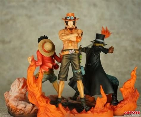 Figure Onepiece Pop Zero Dxf Ace Luffy Pvc 17cm 7888 best images on