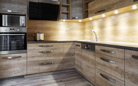 Kitchen Led Under Cabinet Lighting by Kuchnie Na Wymiar Jarmel Producent Mebli Na Wymiar