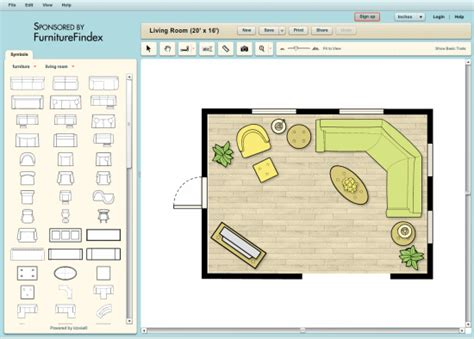 roomplanner com furniturefindex room planner