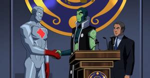 young justiceseason  review  episode guide basementrejects