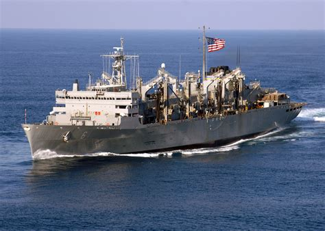 Aoe 6 Tx Oceanseven the sealift command msc fast combat support ship usns supply t aoe 6 sails through