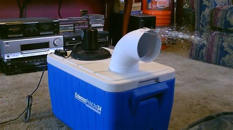 Handmade Air - air conditioner diy awesome air cooler easy