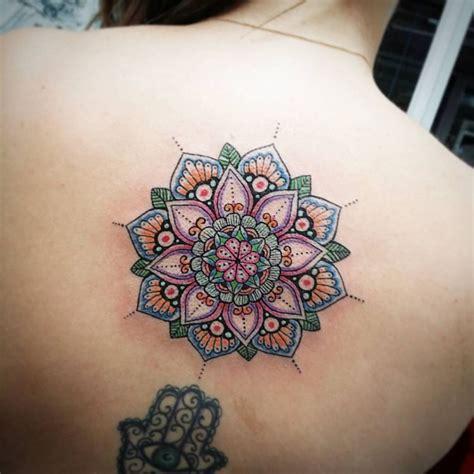 mandala tattoo y significado tatuajes de mandalas