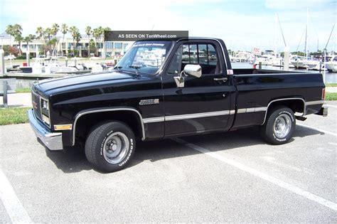 classic gmc 1984 gmc classic 1500 up truck