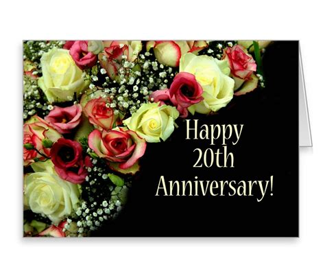 Wedding Anniversary Quotes 20 Years by 20th Year Marriage Wedding Anniversary Wishes Images