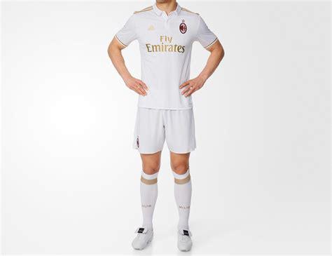 Celana Go Spanyol Away 2016 Warna Putih celana bola ac milan away 2017 adidas jual celana ac milan away grade ori 2016 17 terbaru