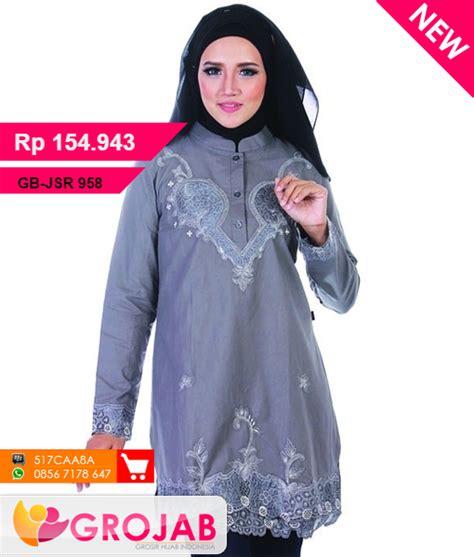 Kayana Tunik Blouse Supplier Baju Muslim Busana Muslim Baju Muslim Jilbab Kerudung Baju