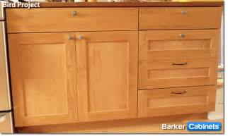 Wooden Kitchen Doors And Drawer Fronts Shaker Alder Rta Cabinets