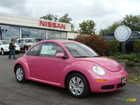 used pink volkswagen beetle 2010 volkswagen new beetle 2 5 coupe in pink 026748