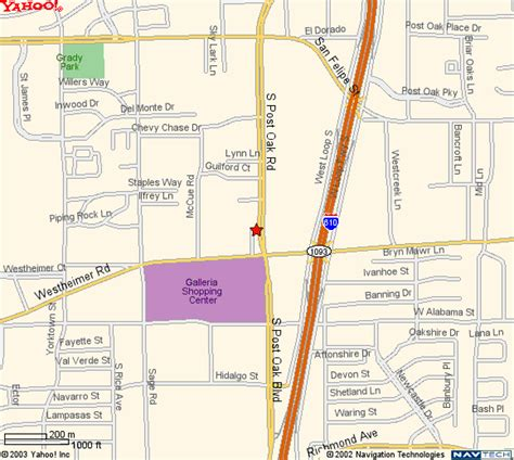 houston map galleria maps for houston airports and galleria