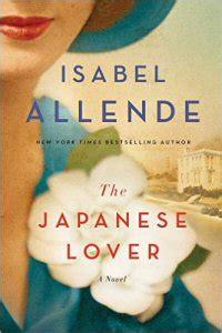 el amante japones una isabel allende el amante japon 233 s cr 237 ticas de libros alohacritic 243 n