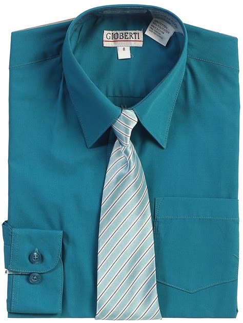 teal color shirt toddler and boys teal green dress shirts