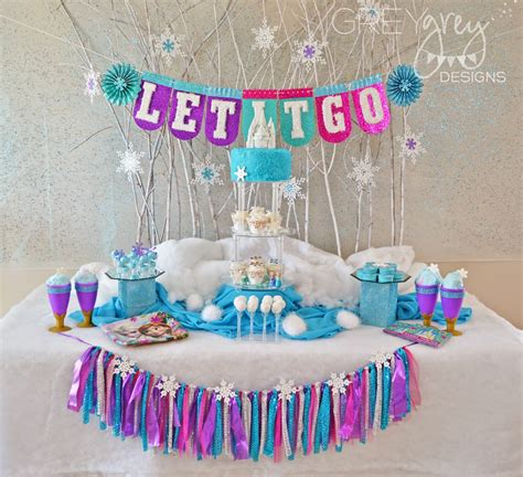 Giveaways For Birthday - greygrey designs giveaway frozen birthday party pack for 8 with birthday express