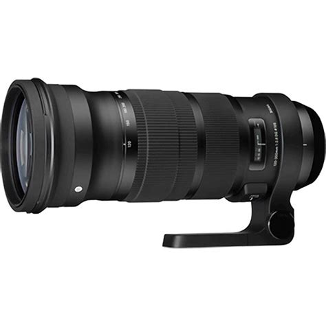 Sigma For Canon sigma 120 300mm f 2 8 dg os hsm lens for canon 137101 b h